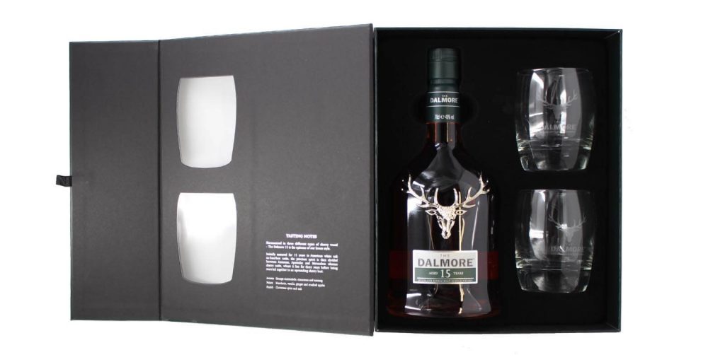 coofret dalmore 15 ans